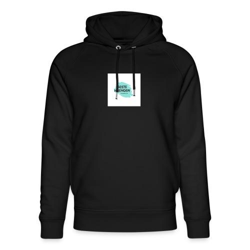 beste vriendeSpace - Uniseks bio-hoodie van Stanley & Stella