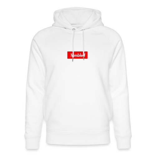 Tumbled Official - Unisex Organic Hoodie by Stanley & Stella
