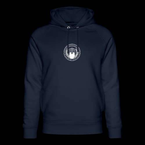 Anonymous Newcastle Upon Tyne - Unisex Organic Hoodie by Stanley & Stella