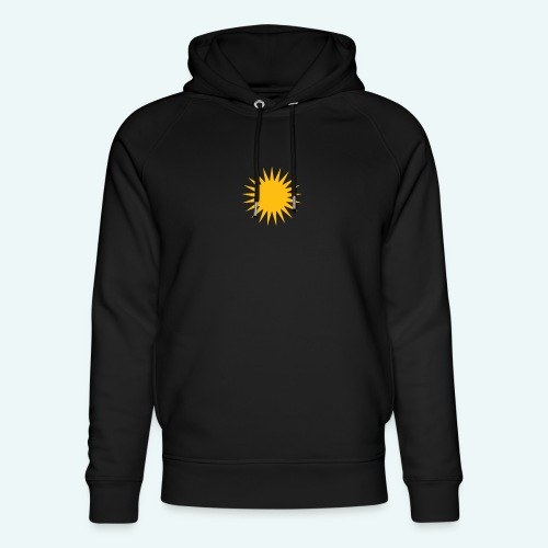 PARMA SUN - Stanley & Stella unisex hoodie af økologisk bomuld