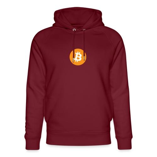 Bitcoin - Unisex Organic Hoodie by Stanley & Stella