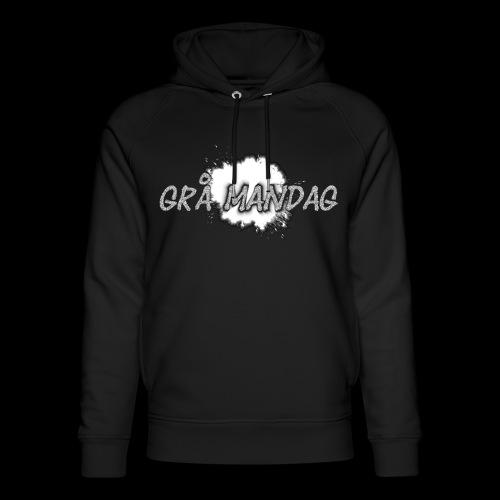 Grå Mandag - Stanley & Stella unisex hoodie af økologisk bomuld
