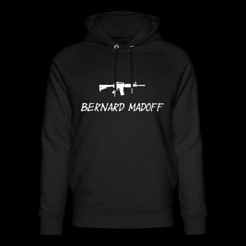 Bernard Madoff - Stanley & Stella unisex hoodie af økologisk bomuld