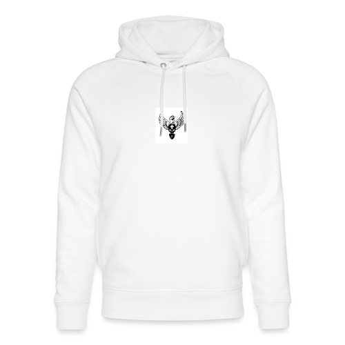 Power skullwings - Sweat à capuche bio Stanley & Stella unisexe