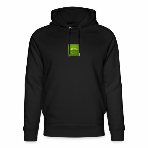 Raksos Logo - Stanley & Stella unisex hoodie af økologisk bomuld