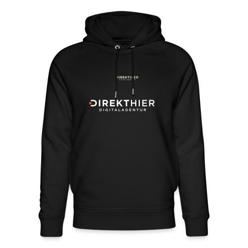 DIREKTHIER Logo - Unisex Bio-Hoodie von Stanley & Stella
