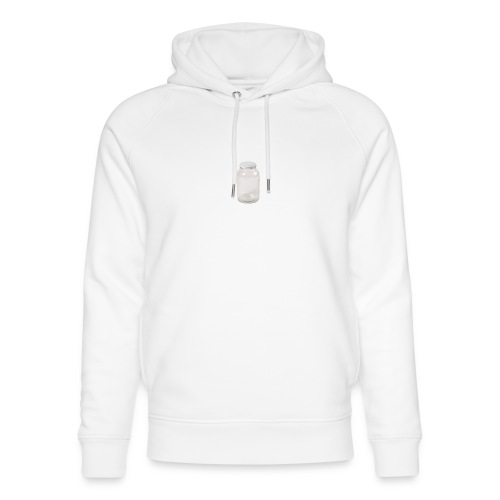 PLEASE FILL UP MY EMPTY JAR - Unisex Organic Hoodie by Stanley & Stella