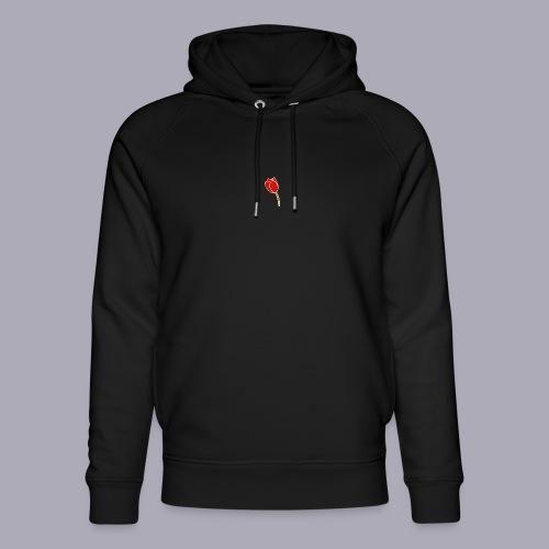 Tulip Logo Design - Unisex Organic Hoodie by Stanley & Stella