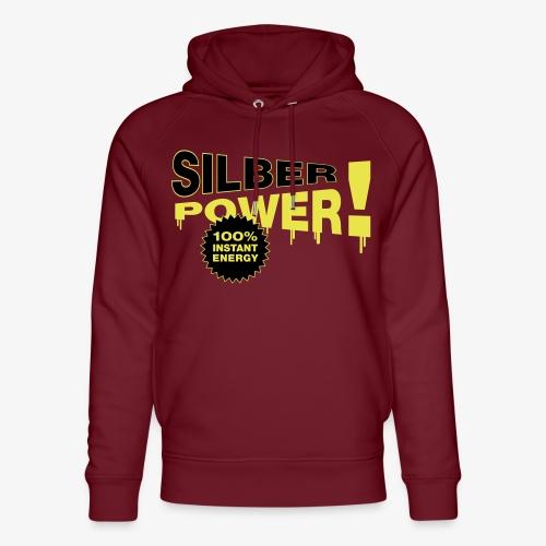 SilberPower! - Stanley & Stella unisex hoodie af økologisk bomuld