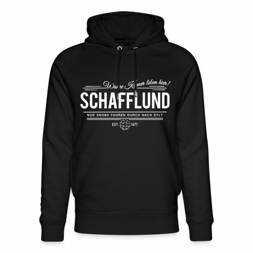 Schafflund - für Kenner 2 - Unisex Bio-Hoodie von Stanley & Stella