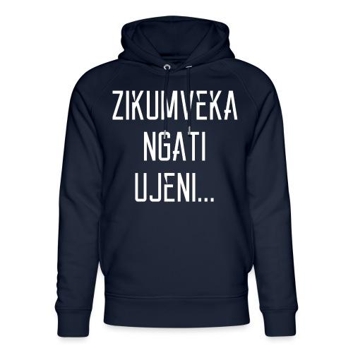Zikumveka Ngati Ujeni - Unisex Organic Hoodie by Stanley & Stella