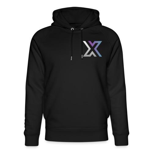 X elefanten - Stanley & Stella unisex hoodie af økologisk bomuld