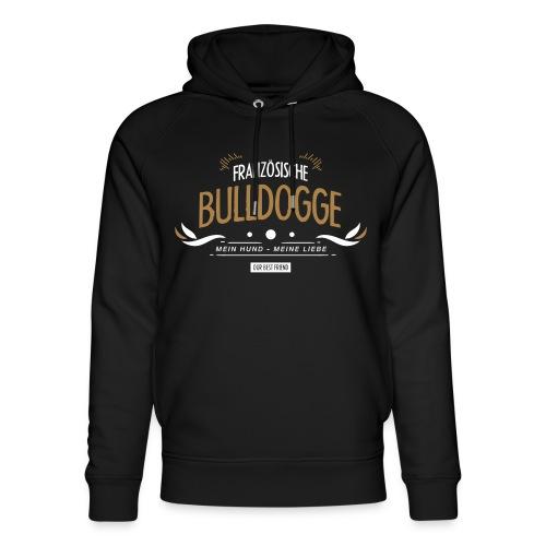 Franzözische Bulldogge - Unisex Bio-Hoodie von Stanley & Stella