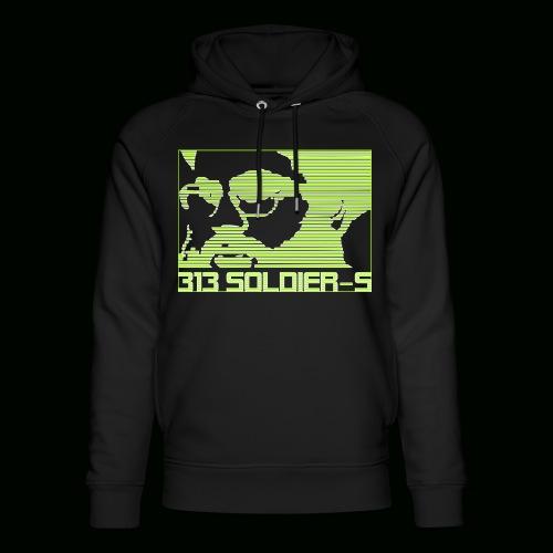 313 SOLDIERS - Unisex Bio-Hoodie von Stanley & Stella