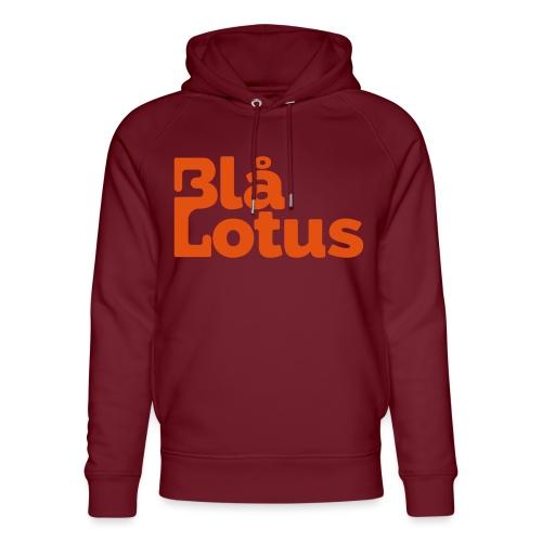 Blå Lotus_logo - Ekologisk luvtröja unisex från Stanley & Stella