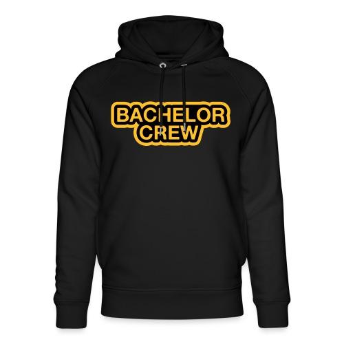 Bachelor Crew - Bachelor T-Shirt - Bräutigam Shirt - Unisex Bio-Hoodie von Stanley & Stella