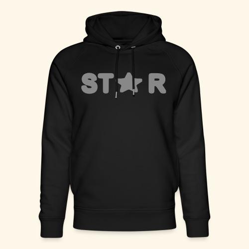 Star of Stars - Unisex Organic Hoodie by Stanley & Stella