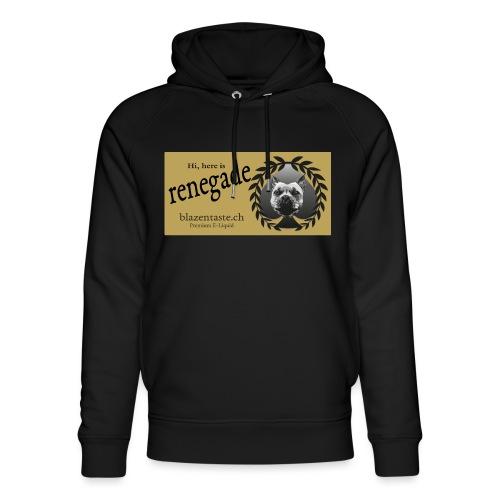 cloths renegade - Unisex Bio-Hoodie von Stanley & Stella