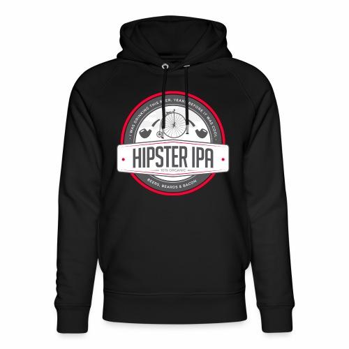 Hipster IPA - Unisex Organic Hoodie by Stanley & Stella