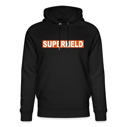 superheldin - Unisex Bio-Hoodie von Stanley & Stella