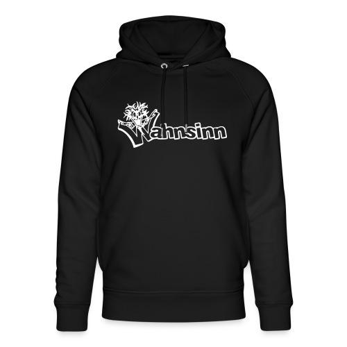 Wahnsinn Logo - Uniseks bio-hoodie van Stanley & Stella