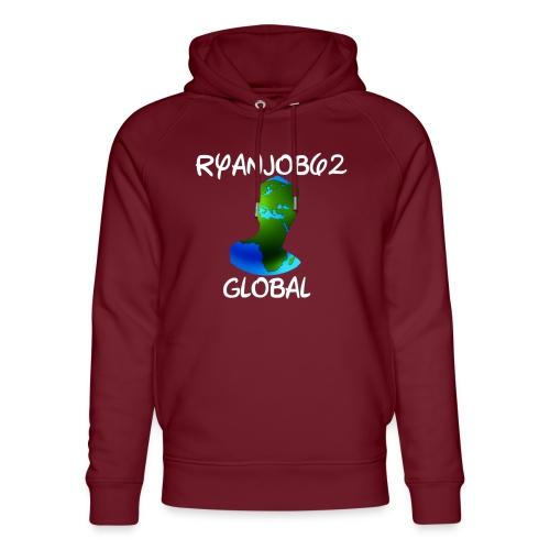 Ryanjob62 Global - Unisex Organic Hoodie by Stanley & Stella