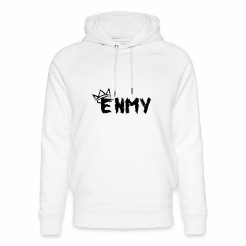 Enmy Grey Sweatshirt - Unisex Organic Hoodie by Stanley & Stella