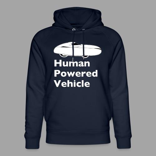Quest Human Powered Vehicle 2 white - Stanley & Stellan unisex-luomuhuppari
