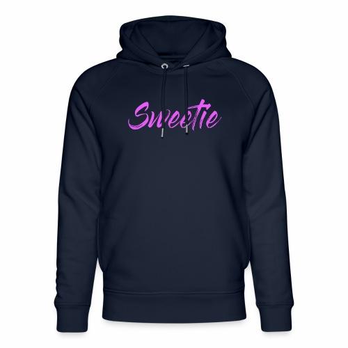 Sweetie - Unisex Organic Hoodie by Stanley & Stella