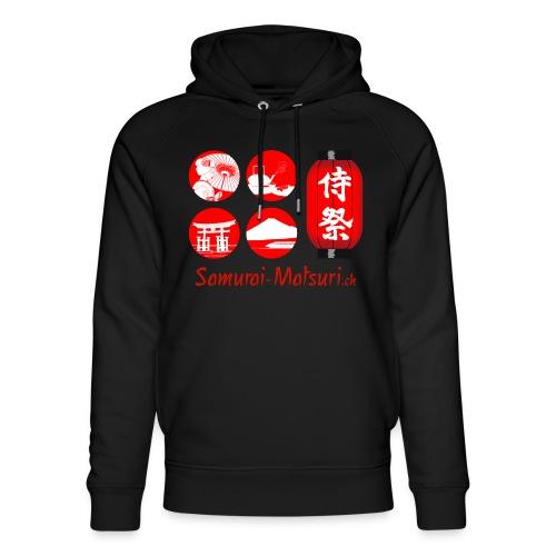 Samurai Matsuri Festival - Unisex Bio-Hoodie von Stanley & Stella