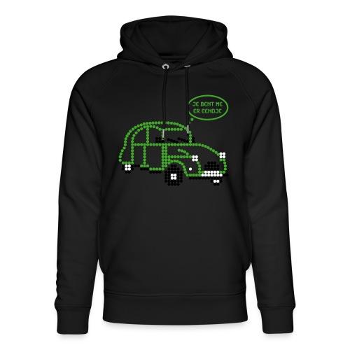 eendje.png - Uniseks bio-hoodie van Stanley & Stella