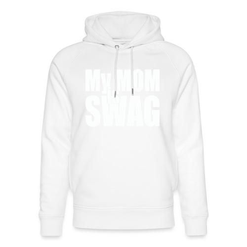 Swag White - Uniseks bio-hoodie van Stanley & Stella