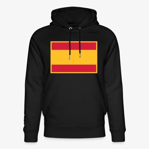 Banderola española - Sudadera con capucha ecológica unisex de Stanley & Stella