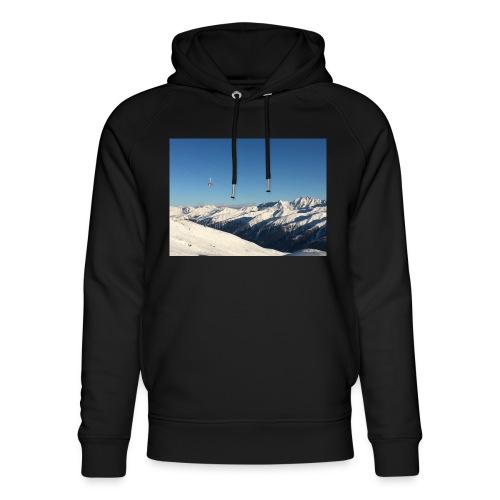 bergen - Uniseks bio-hoodie van Stanley & Stella
