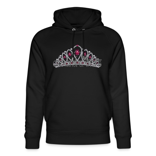 crown shirt - Uniseks bio-hoodie van Stanley & Stella