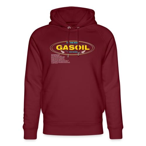 GASOIL - Sweat à capuche bio Stanley & Stella unisexe