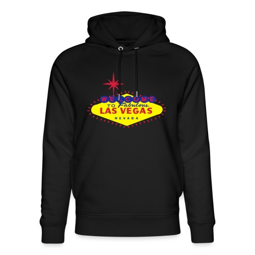 Create your own Las Vegas t-shirt or souvenirs - Unisex Organic Hoodie by Stanley & Stella