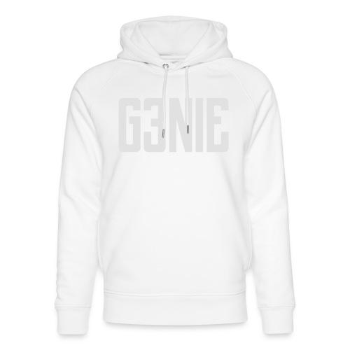 G3NIE sweater - Uniseks bio-hoodie van Stanley & Stella