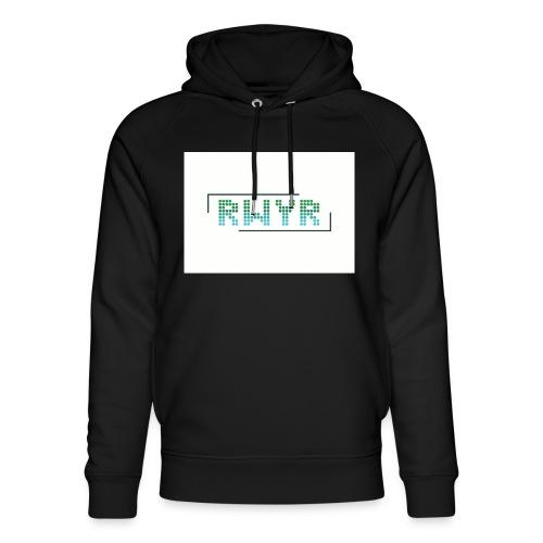 RWYR Normal White - Uniseks bio-hoodie van Stanley & Stella