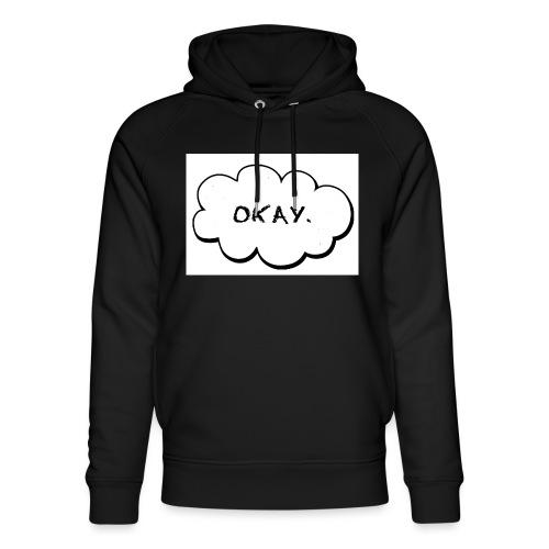 okay_2-jpg - Uniseks bio-hoodie van Stanley & Stella