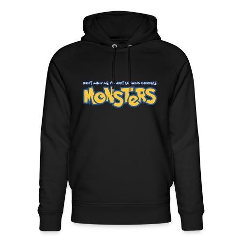 Monsters - Unisex Organic Hoodie by Stanley & Stella
