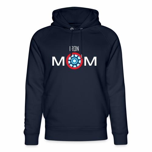 Iron mom - Unisex Organic Hoodie by Stanley & Stella