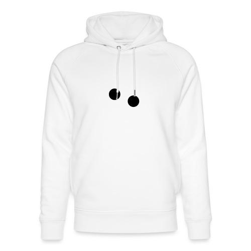silly eyes - Uniseks bio-hoodie van Stanley & Stella