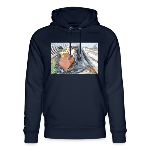 Trash 1 - Stanley & Stella unisex hoodie af økologisk bomuld