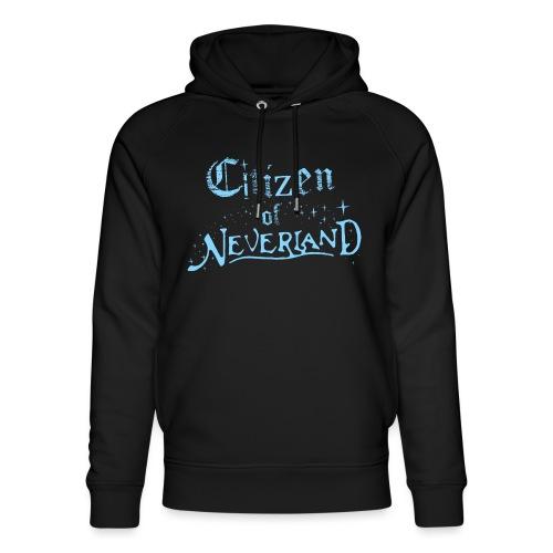 Citizen_blue 02 - Unisex Organic Hoodie by Stanley & Stella