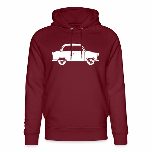 Trabant 500 Coupé 1c - Unisex Organic Hoodie by Stanley & Stella