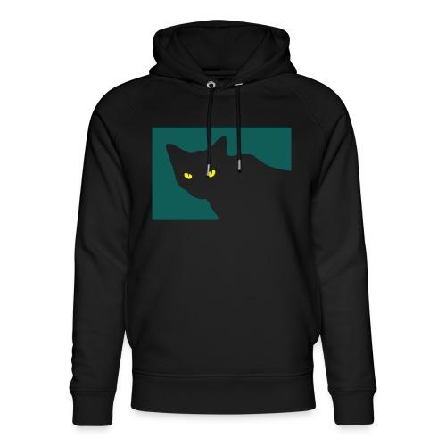 Spy Cat - Unisex Organic Hoodie by Stanley & Stella