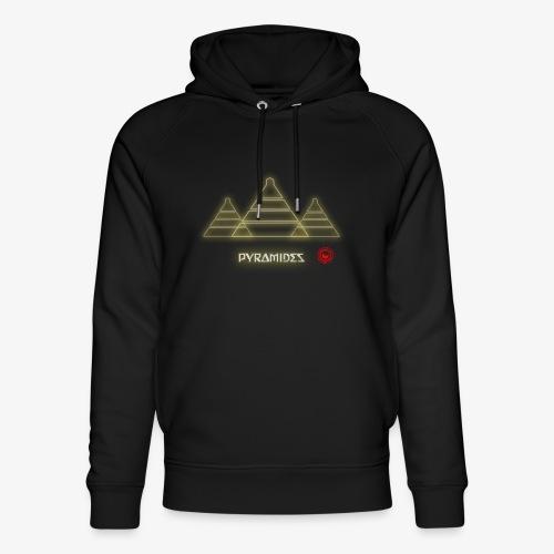 Pyramides - Unisex Organic Hoodie by Stanley & Stella