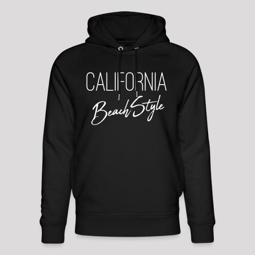 California Beach Style Shirt - Unisex Bio-Hoodie von Stanley & Stella