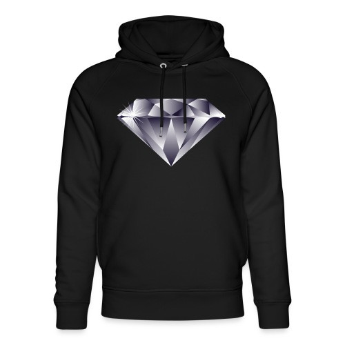 Diamond - Uniseks bio-hoodie van Stanley & Stella
